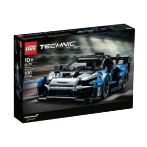 Brickly - 42123 Lego Technic McLaren Senna GTR™ - Box Front
