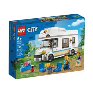 Brickly - 60283 Lego City Holiday Camper Van - Box Front