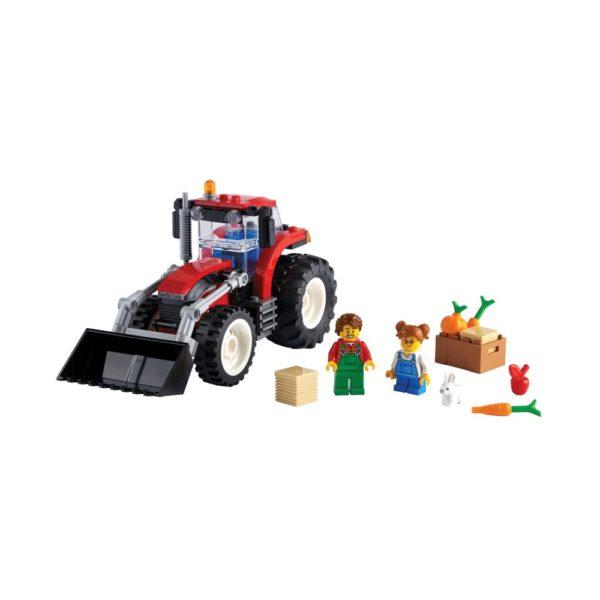 Brickly - 60287 Lego City Tractor