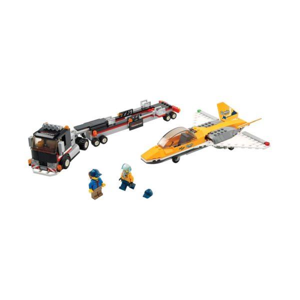 Brickly - 60289 Lego City Airshow Jet Transporter