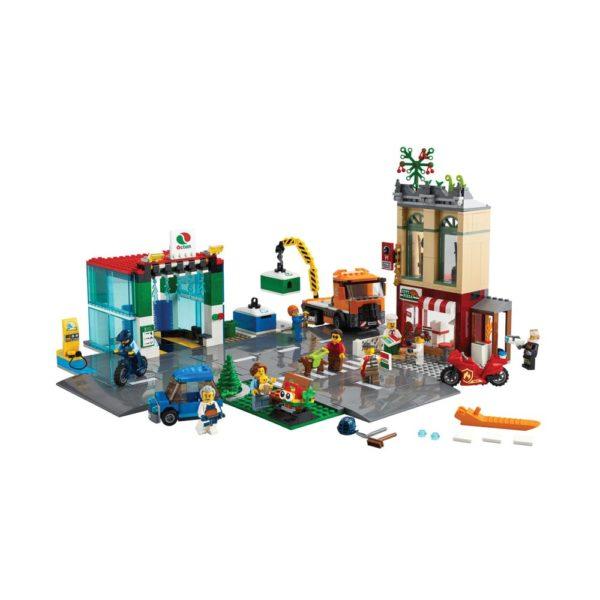 Brickly - 60292 Lego City Town Center