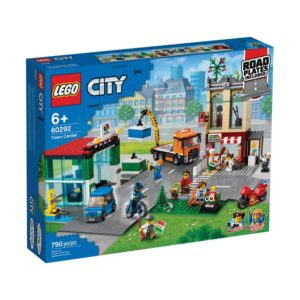 Brickly - 60292 Lego City Town Center - Box Front