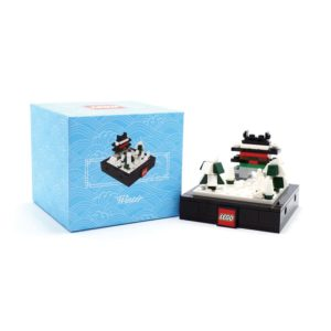 Brickly - 6307988-1 Lego Season Set Bricktober 2019 - Winter