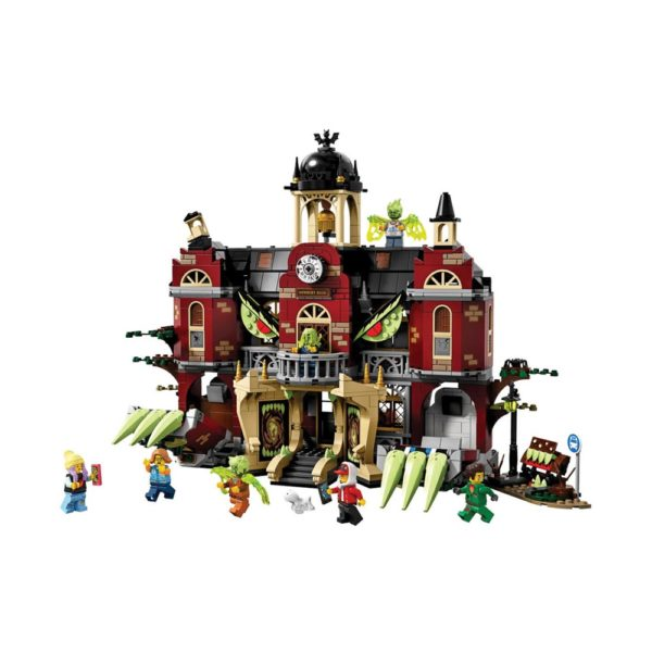 Brickly - 70425 Lego Hidden Side Newbury Haunted High School
