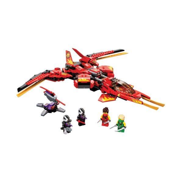 Brickly - 71704 Lego Ninjago Kai Fighter