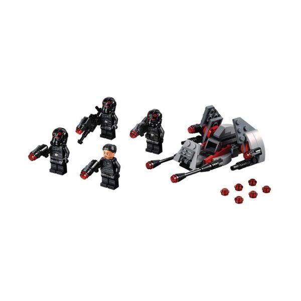 Brickly - 75226 Lego Star Wars Inferno Squad™ Battle Pack