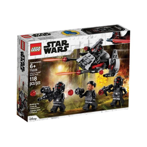 Brickly - 75226 Lego Star Wars Inferno Squad™ Battle Pack - Box Front