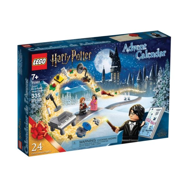 Brickly - 75981 Lego Harry Potter Advent Calendar 2020 - Box Front