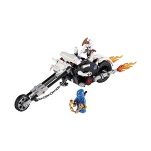 Brickly - 2259 Lego Ninjago Skull Motorbike