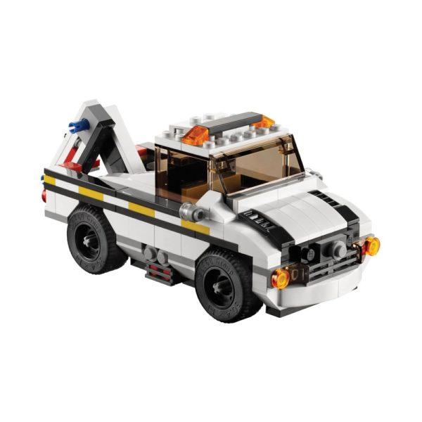 Brickly - 31006 Lego Creator Highway Speedster - Build 2