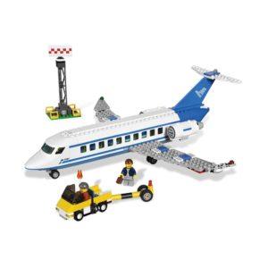 Brickly - 3181 Lego City Passenger Plane