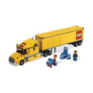 Brickly - 3221 Lego City Lego Truck