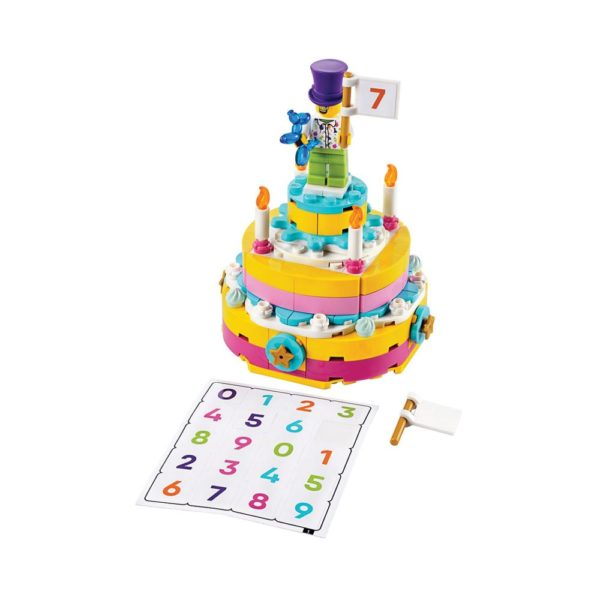 Brickly - 40382 Lego Birthday Set