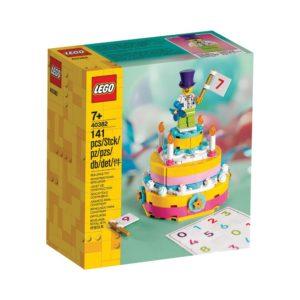 Brickly - 40382 Lego Birthday Set - Box Front