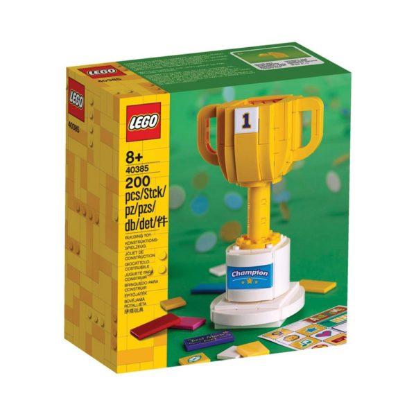 Brickly - 40385 Lego Trophy - Box Front