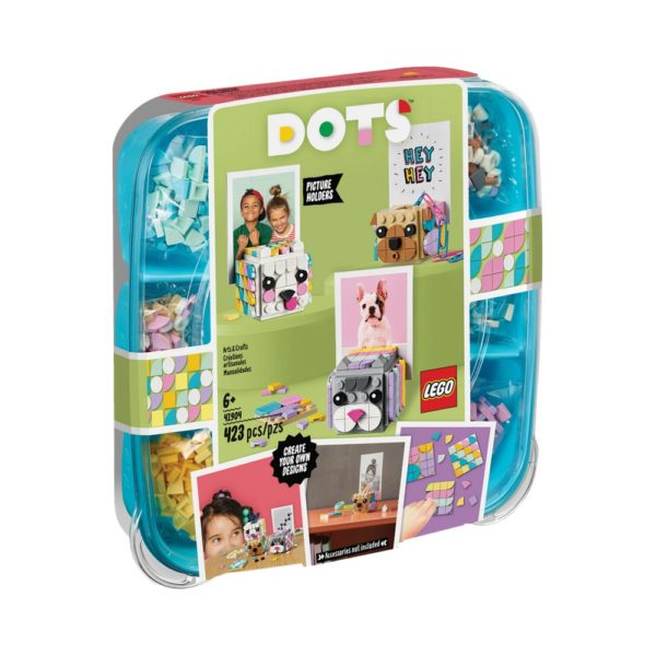 Brickly - 41904 Lego DOTS Animal Picture Holders - Box Front