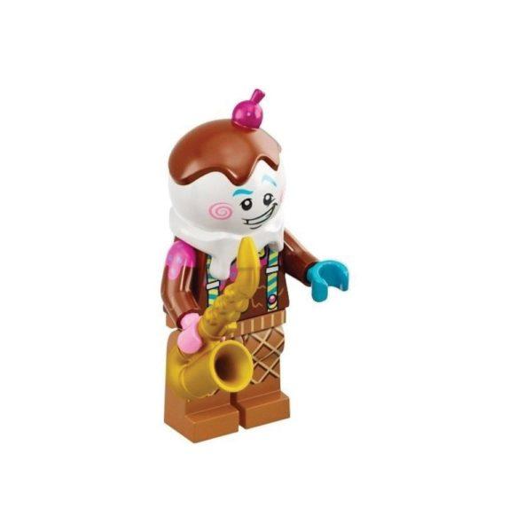 Brickly - 43101-1 Lego Vidiyo Bandmates Series 1 - Ice Cream Saxophonist
