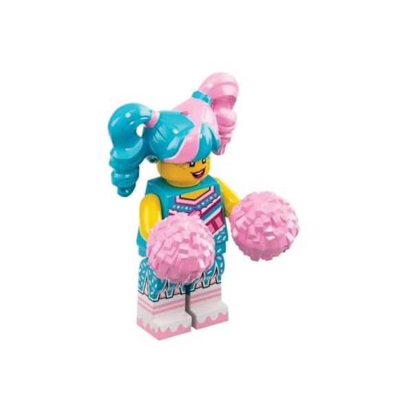 Brickly - 43101-10 Lego Vidiyo Bandmates Series 1 - Cotton Candy Cheerleader