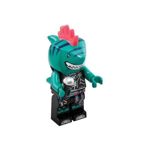 Brickly - 43101-3 Lego Vidiyo Bandmates Series 1 - Shark Singer