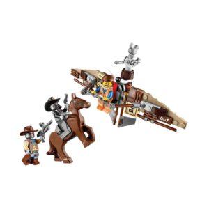 Brickly - 70800 Lego Movie Getaway Glider