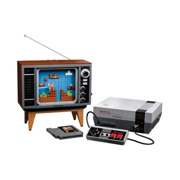 Brickly - 71374 Lego Super Mario Nintendo Entertainment System