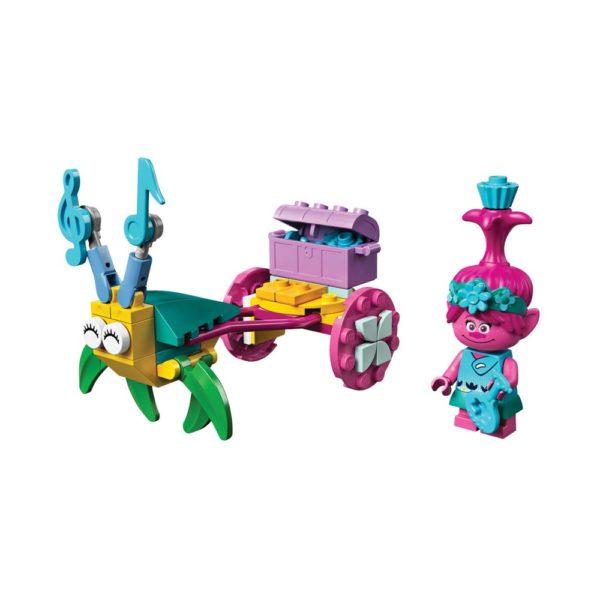 Brickly - 30555 Lego Trolls World Tour - Poppy's Carriage