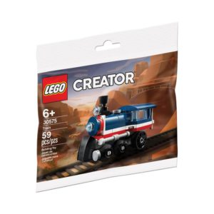 Brickly - 30575 Lego Creator - Train - Bag Front