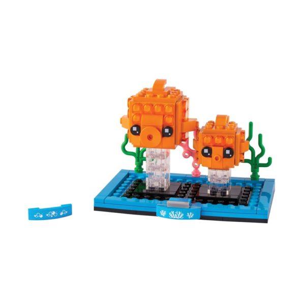 Brickly - 40442 Lego Brickheads Goldfish & Fry