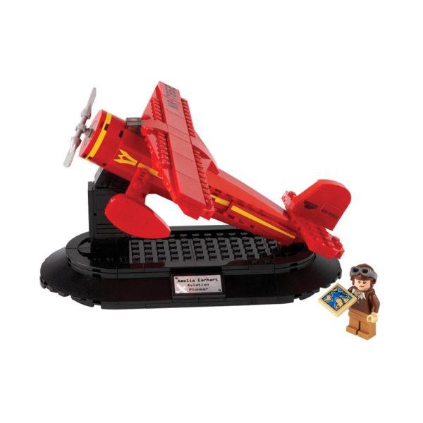 Brickly - 40450 Lego Amelia Earhart Tribute