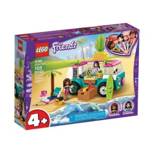 Brickly - 41397 Lego Friends Juice Truck - Box Front