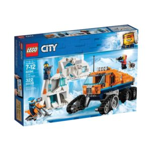Brickly - 60194 Lego City Arctic Scout Truck - Box Front