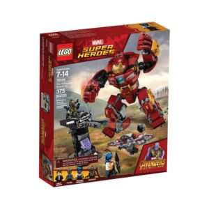 Brickly - 76104 Lego Marvel Super Heroes The Hulkbuster Smash-Up - Box Front