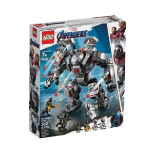 Brickly - 76124 Lego Marvel Avengers War Machine Buster - Box Front