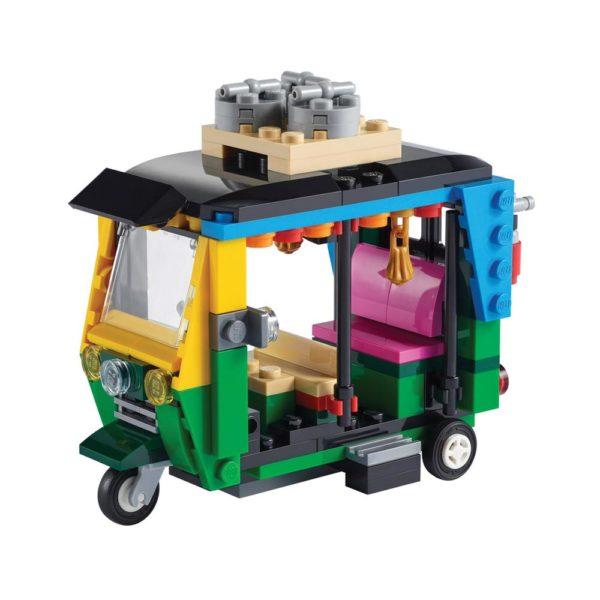 Brickly - 40469 Lego Creator Tuk Tuk