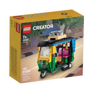 Brickly - 40469 Lego Creator Tuk Tuk - Box Front