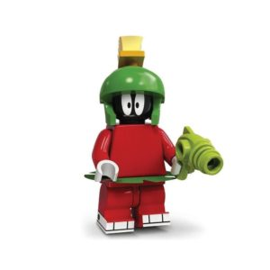Brickly - 71030-10 Lego Looney Toons Minifigures - Marvin the Martian