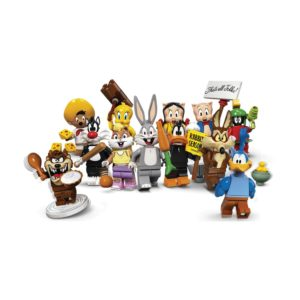 Brickly - 71030 Lego Looney Toons Minifigures - Full Set of 12