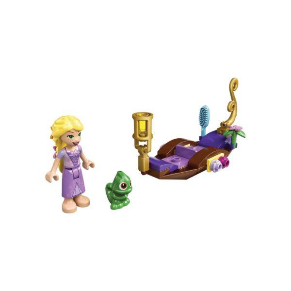 Brickly - 30391 Lego Princesses Rapunzels Lantern Boat