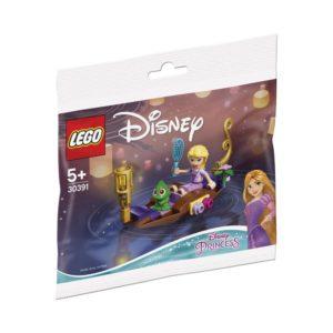 Brickly - 30391 Lego Princesses Rapunzels Lantern Boat - Bag Front