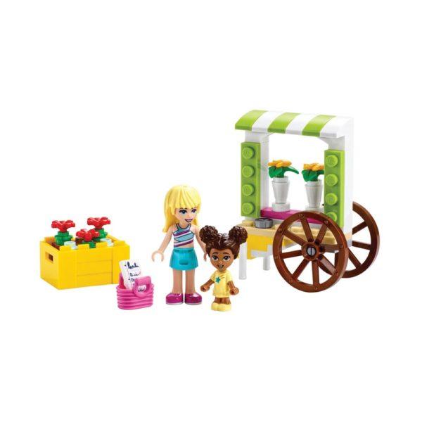 Brickly - 30413 Lego Friends Flower Cart