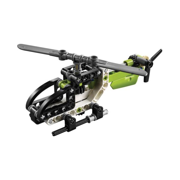 Brickly - 30465 Lego Technic Helicopter