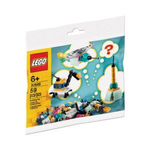 Brickly - 30549 Lego Build Your Own Vehicles - Make It Yours - Bag Front