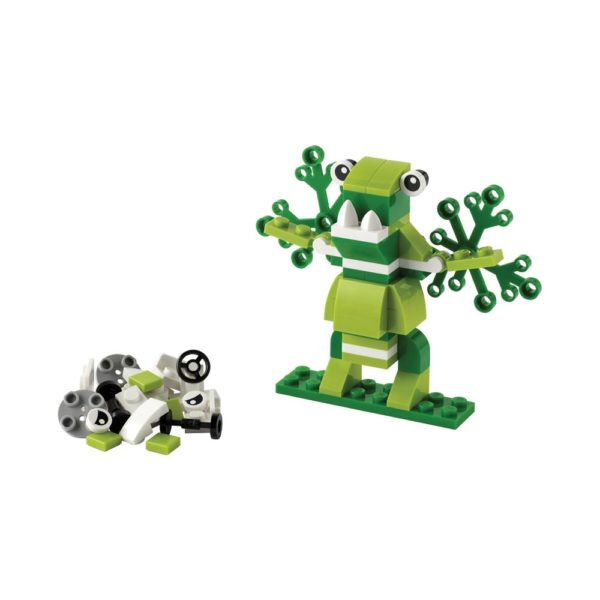 Brickly - 30564 Lego Build Your Own Monster or Vehicles