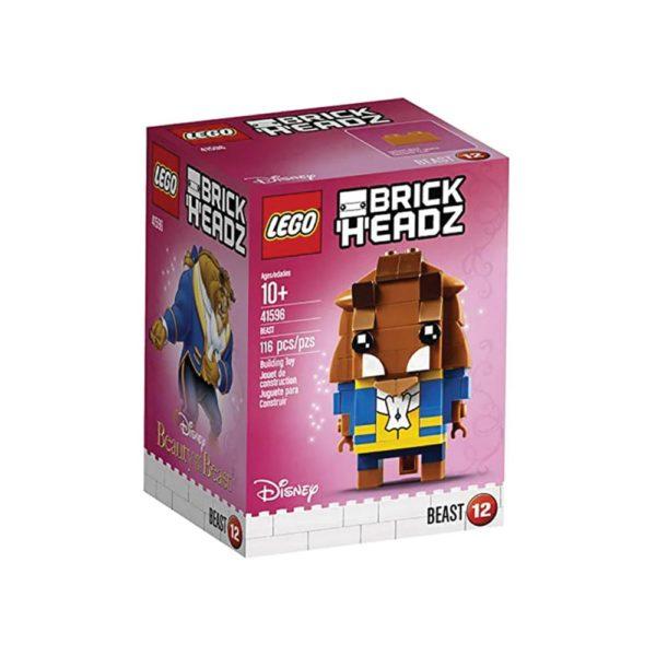 Brickly - 41596 Lego Brickheadz Beast - Box Front