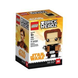 Brickly - 41608 Lego Brickheadz Han Solo - Box Front