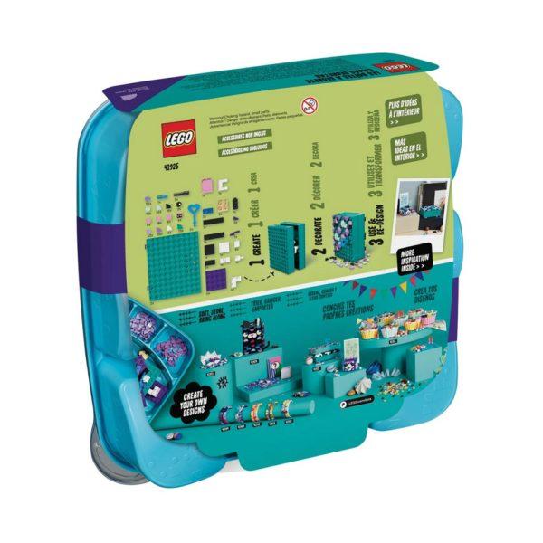 Brickly - 41925 Lego DOTS Secret Boxes - Box Back