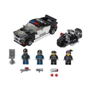 Brickly - 70819 Lego Movie Bad Cop Car Chase
