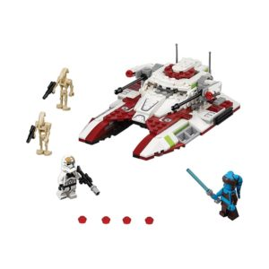 Brickly - 75182 Lego Star Wars - Republic Fighter Tank