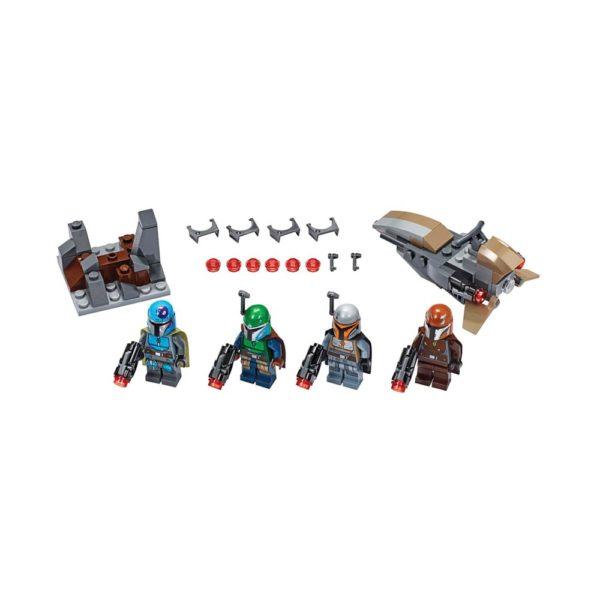 Brickly - 75267 Lego Star Wars Mandalorian Battle Pack