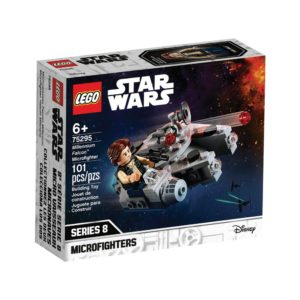 Brickly - 75295 Lego Star Wars Millennium Falcon Microfighter - Box Front